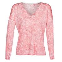 textil Mujer jerséis Ikks BQ18115-36 Rosa