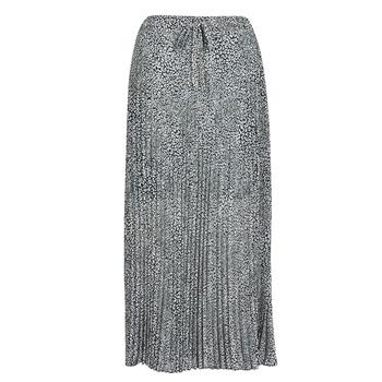 textil Mujer Faldas Ikks BQ27075-30 Negro / Blanco