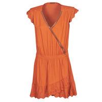textil Mujer vestidos cortos Ikks BQ30155-75 Naranja