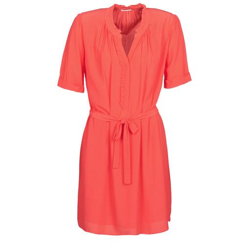 textil Mujer Vestidos cortos Ikks BQ30335-36 Naranja