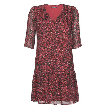 textil Mujer Vestidos cortos One Step RINDA Burdeo