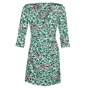 textil Mujer vestidos cortos One Step RENATA Multicolor
