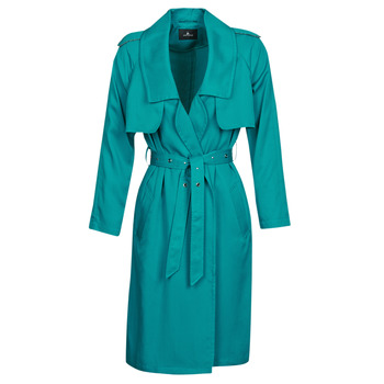 textil Mujer trench One Step DAWY Azul