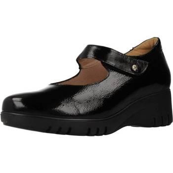 Zapatos Mujer Derbie & Richelieu Piesanto 195936 Negro