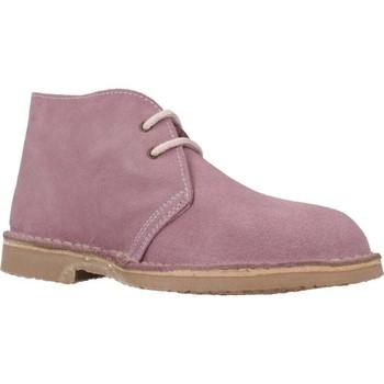 Zapatos Mujer Botas de caña baja Swissalpine 514W Rosa