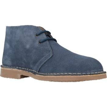 Zapatos Mujer Botas de caña baja Swissalpine 514W Azul