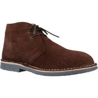 Zapatos Hombre Botas de caña baja Swissalpine 514M Marron