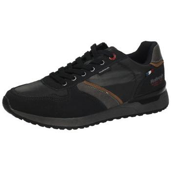 Zapatos Hombre Zapatillas bajas Refresh Deportivas Negro