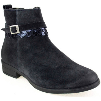 Zapatos Mujer Botines Walkwell U Ankle boots CASUAL Azul