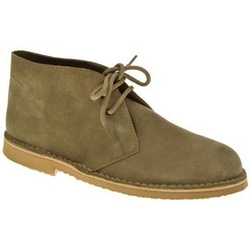 Zapatos Mujer Botas de caña baja Taum 514 Beige