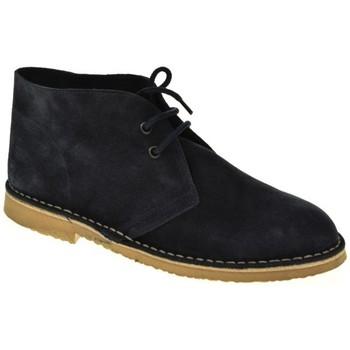Zapatos Mujer Botas de caña baja Taum 514 Azul