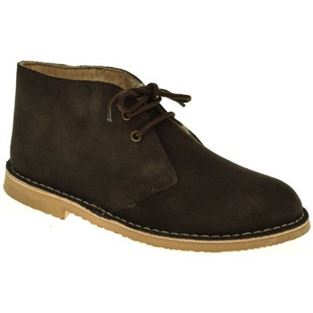 Zapatos Mujer Botas de caña baja Taum 514BO Marrón