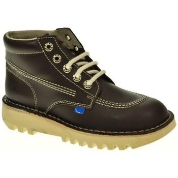 Zapatos Hombre Botas de caña baja Taum 100 Marrón