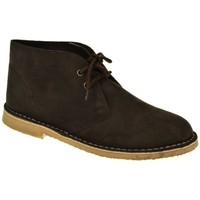 Zapatos Hombre Botas de caña baja Taum 514 Marrón