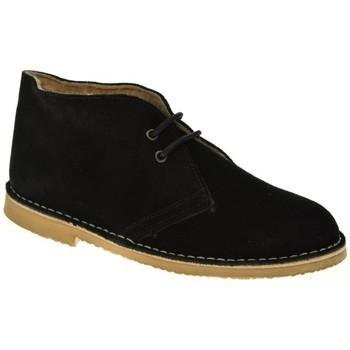 Zapatos Hombre Botas de caña baja Taum 514BO Negro