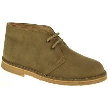 Zapatos Hombre Botas de caña baja Taum 514BO Beige