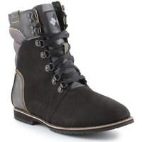 Zapatos Mujer Botas de caña baja Columbia Twentythird Ave WP Mid Negro