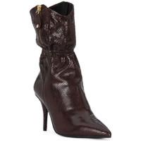 Zapatos Mujer Low boots Elvio Zanon COBRINO PRUGNA Rosso