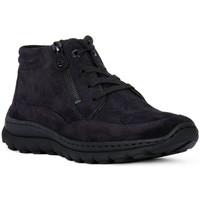 Zapatos Mujer Multideporte Ara VELOUR BLAU Blu