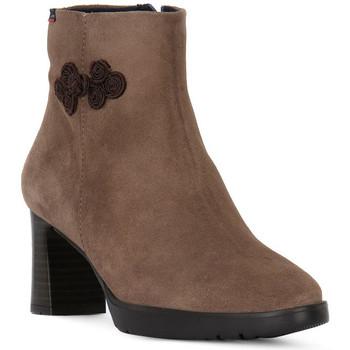 Zapatos Mujer Botines CallagHan BALI PIEDRA Nero