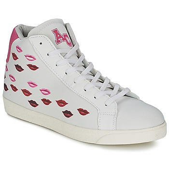 Zapatillas altas American College KISS KISS