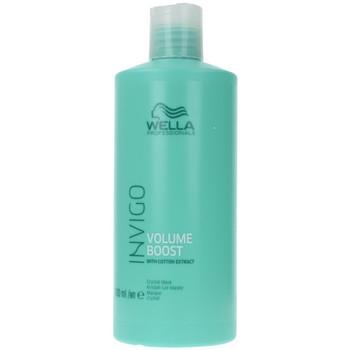 Belleza Acondicionador Wella Invigo Volume Boost Crystal Mask  500 ml