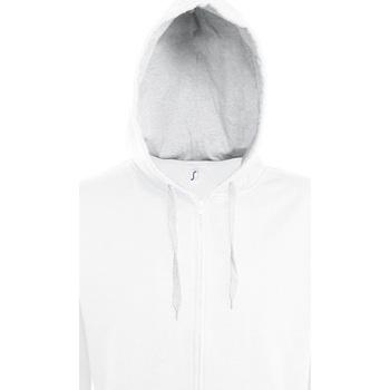 textil Hombre sudaderas Sols SOUL MEN SPORT Blanco