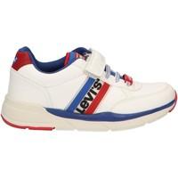 Zapatos Niños Multideporte Levi's VORE0012S NEW OREGON Blanco