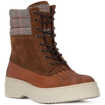 Zapatos Hombre Botas de caña baja Tommy Hilfiger DUCKBOOT Marrone
