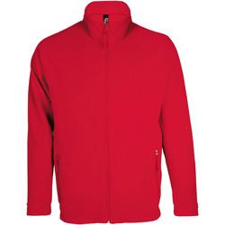 textil Hombre Polaire Sols NOVA MEN SPORT Rojo