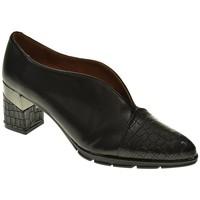 Zapatos Mujer Zapatos de tacón Moda Bella 141774 Negro