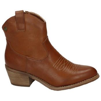 Zapatos Mujer Botines Xti Botin cowboy Marrón
