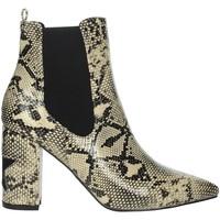 Zapatos Mujer Botines Shop Art 20575C Beige