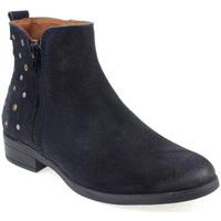 Zapatos Mujer Botas de caña baja Walkwell U Ankle boots CASUAL Azul