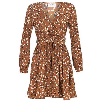 textil Mujer Vestidos cortos Betty London LISONS Marrón