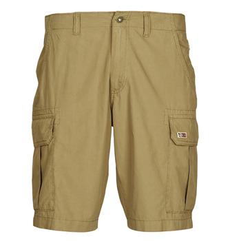 textil Hombre Shorts / Bermudas Napapijri NOTO 4 Camel