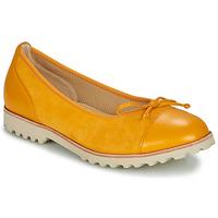 Zapatos Mujer Bailarinas-manoletinas Gabor  Amarillo