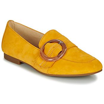 Zapatos Mujer Mocasín Gabor  Amarillo