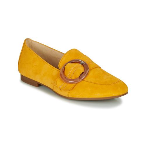 Zapatos Mujer Mocasín Gabor KROULINE Amarillo