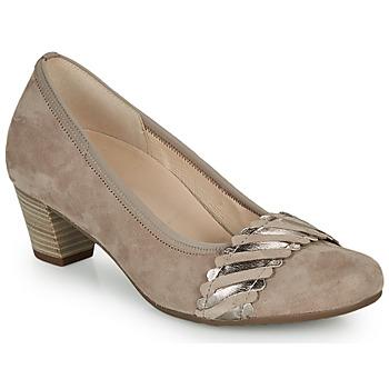 Zapatos Mujer Zapatos de tacón Gabor  Beige