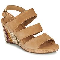 Zapatos Mujer Sandalias Gabor KARAMBA Marrón