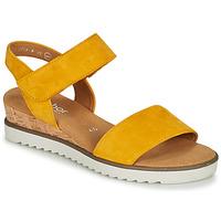 Zapatos Mujer Sandalias Gabor KARIBITOU Amarillo