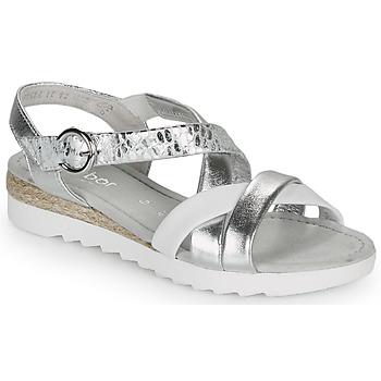 Zapatos Mujer Sandalias Gabor KRIZI Plata