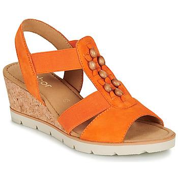 Zapatos Mujer Sandalias Gabor KALINA Naranja