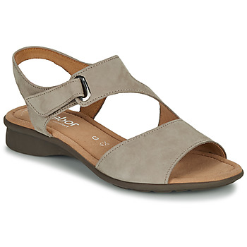 Zapatos Mujer Sandalias Gabor  Beige