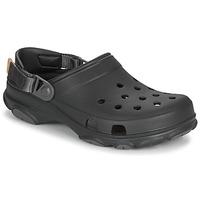 Zapatos Hombre Zuecos (Clogs) Crocs CLASSIC ALL TERRAIN CLOG Negro