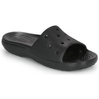 Zapatos Chanclas Crocs CLASSIC CROCS SLIDE Negro