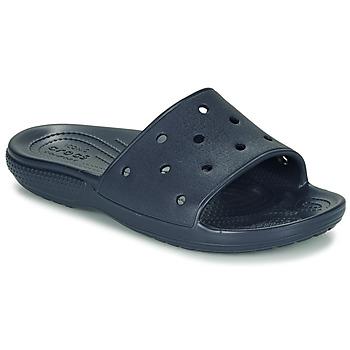 Zapatos Chanclas Crocs CLASSIC CROCS SLIDE Marino