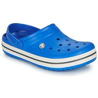 Zapatos Zuecos (Clogs) Crocs CROCBAND Azul / Gris