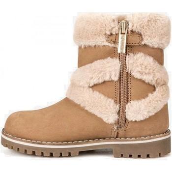 Zapatos Niña Botines Mayoral 44039 Camel Marrón